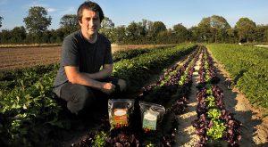 Vincent Grace, Riversfield Organic Farm