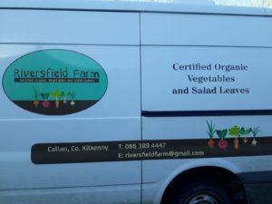 Riversfield Organic Farm Kilkenny Ireland